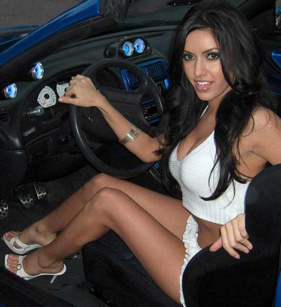Fotos de Chicas - Foto - Chica Tuning, Mujer Coche: Chica Tuning,mujer Coche